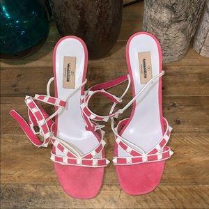 New Valentino Garavani Free Rockstud Sandals